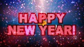 ¡Partido mega de la Feliz Año Nuevo! HD libre illustration