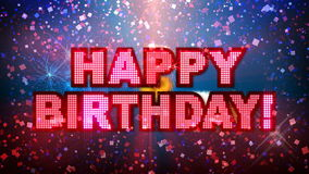 ¡Partido mega del feliz cumpleaños! libre illustration