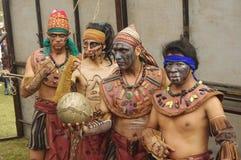 Partido mesoamericano Imagenes de archivo