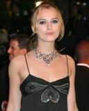 Partido Mortons W Hollywood de Kiera Knightly Vanity Fair Oscar, CA 5 de março de 2006 Imagens de Stock Royalty Free