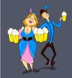 Partido, Oktoberfest Imagenes de archivo