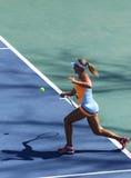 Partido Ucrania del tenis de FedCup contra la Argentina Fotos de archivo libres de regalías