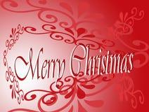 Partidos, celebrações, decorações do Natal Foto de Stock Royalty Free