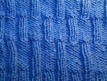 Modèle de Knit Image libre de droits
