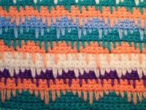 Modèle de Knit Photographie stock libre de droits