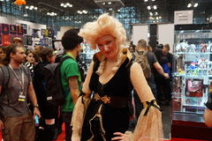 Partie comique 30 de l'escroquerie 2015 de New York Photos libres de droits