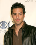 Partie d'ACIDE TRICHLORACÉTIQUE de Marcus Coloma CBS TV la soufflerie Pasadena, CA 18 janvier 2006 Images stock