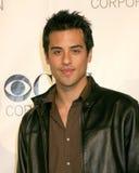 Partie d'ACIDE TRICHLORACÉTIQUE de Marcus Coloma CBS TV la soufflerie Pasadena, CA 18 janvier 2006 Photos libres de droits