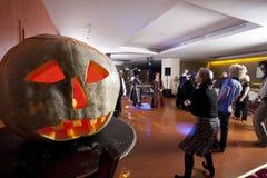 Partie d'entreprise de Halloween Images stock