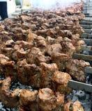 Partie de barbecue Photo stock
