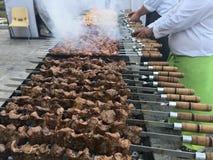 Partie de barbecue Images stock