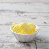 Partie de beurre Photos libres de droits