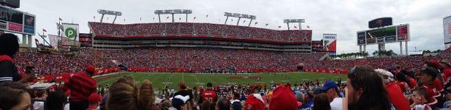 Partie de football de NFL Photographie stock