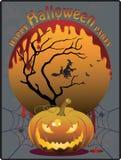 Partie de Halloween Photos libres de droits