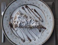 Partie de napoléon de gâteau Images libres de droits
