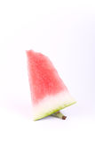 Partie de pastèque Photographie stock libre de droits