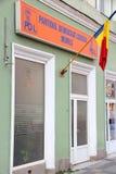Partie de PDL en Roumanie Image libre de droits