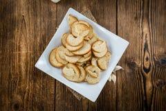 Partie de puces de pain et de x28 ; focus& sélectif x29 ; images libres de droits