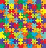 Partie de puzzle Images stock