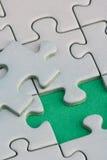 Partie de puzzle grande images libres de droits