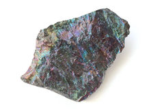 Partie de silicium cristallin Images stock