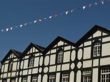 Partie de Tudor Images libres de droits