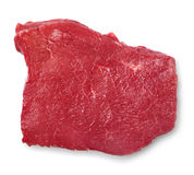 Partie de viande fraîche photographie stock