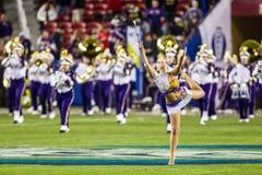 2016 partie du championnat de NCAA - stade du ` s de Lévi Images stock