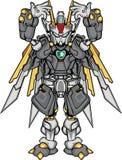 Partie du corps de robo de G Image libre de droits