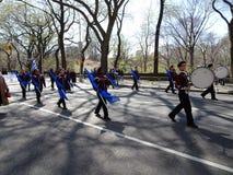 Partie grecque 11 du défilé 2016 de Jour de la Déclaration d'Indépendance de NYC images stock