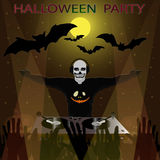 Partie Halloween Images stock