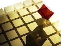 Partie manquante du puzzle Photo libre de droits