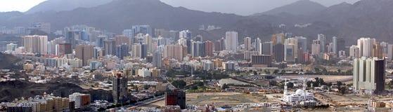 Partie moderne de Mecca Saudi Arabia photos libres de droits