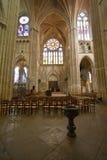Partie nord de la cathédrale images libres de droits