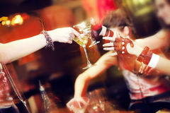 Parties Royalty Free Stock Image