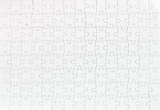 Parties de puzzle denteux Concept d'affaires Tâche finale de Compliting Photographie stock libre de droits