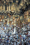 Parties du corps de plastique comme l'offre religieuse votive, Salvador, Brazi Image libre de droits
