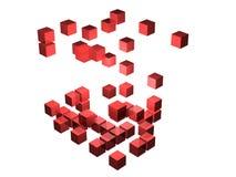 Parties manquantes du puzzle Photographie stock libre de droits
