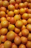 Partij van grapefruit royalty-vrije stock afbeelding