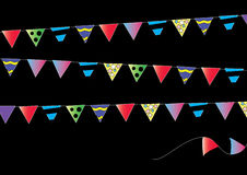 Partij vectorachtergrond Stock Fotografie