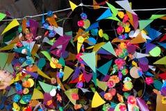 Partijdecoratie Stock Fotografie