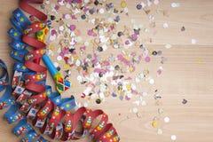 Partijdecoratie royalty-vrije stock foto