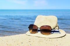 Partijtijd op het strand Stock Foto