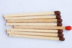 Partita di legno Fotografie Stock