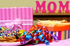 Partito della mamma Fotografie Stock