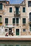 Partito Democratico Hauptquartier, Venedig Stockfoto