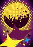 Partito di ballo Fotografia Stock