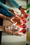Partito di cocktail Fotografia Stock Libera da Diritti