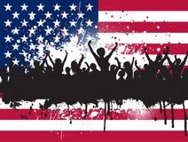 Partito di festa dell'indipendenza Immagine Stock Libera da Diritti