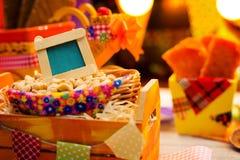 Partito di Festa Junina fotografia stock